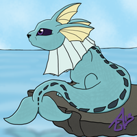 On the Ocean by TheAmbears