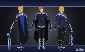 Cain Urbane Redesign by Blue6