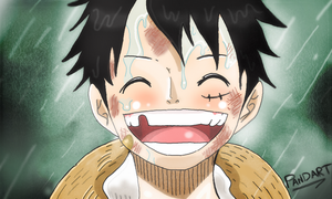One Piece Chapter 856 Spoilers COLORS Luffy END by Amanomoon