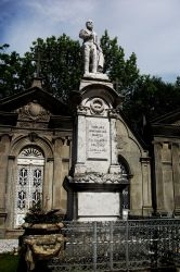 cemetery statue by SusanaDS-Stocks