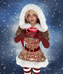 Baby, It's Cold Outside by DigiCuriosityDesigns
