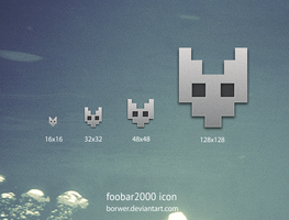 foobar2000 icon by borwer