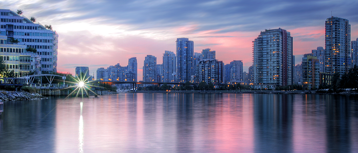Vancouver - Dusk by Blind-Guardian