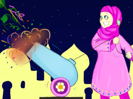 EID...IS... HERE! by poecillia-gracilis19