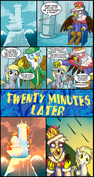 a derp of bad luck by CSImadmax