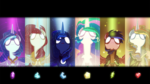 Rainbow Warriors by Equestria-Prevails