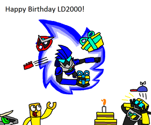 Happy Birthday LD2000! by alex20191