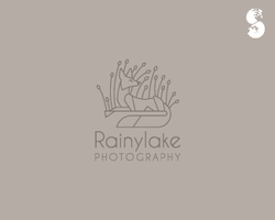 Rainylake-Photography-Logo by whitefoxdesigns