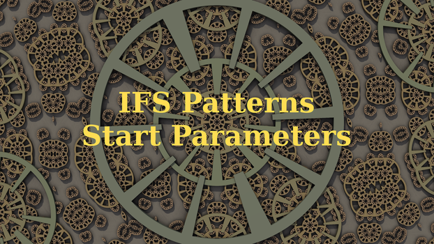 Start Parameters: IFS Patterns by hypex2772