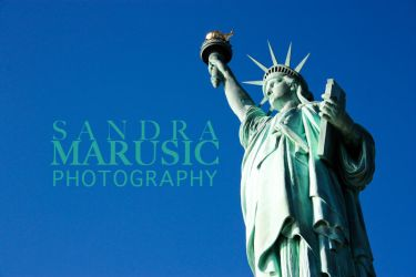 statue of liberty by twighlight86