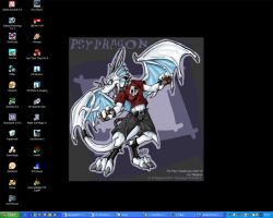 My best Desktop by Psydrache