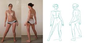 Character Design: Gesture Drawing by anni1332