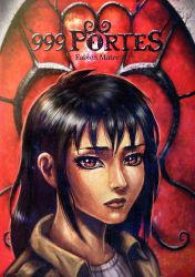 999 Portes cover art by FabienMater
