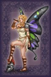 Xanthippe by Harpyqueen