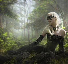 The Green Forest by Aeternum-designs
