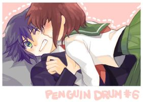 Shoma and Ringo by scarlet-xx