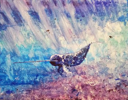 Narwhal by Umberink