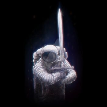 Astro-Knight by Design-By-Humans