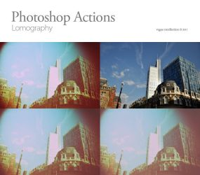Photoshop Actions 04 by vaguerecollection