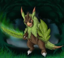 Quilladin: Woodland Warrior