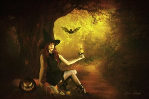 Halloween by Laura-Graph