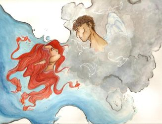 he and she of sea and sky by Crusade