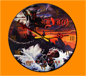 Dio Clock For Xwidget by DaveBreck