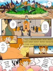 The Troupe Pg 01