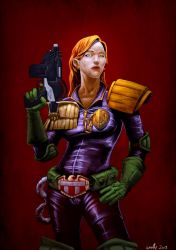 Judge Anderson by Woolly76