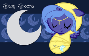 New Born Woona WP by AliceHumanSacrifice0