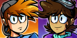 Troy_Tricia Avatars by Toon-O-Clock