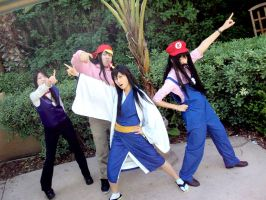 Katsura: Master of Disguise by SoySauceCosplay