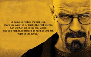 Breaking Bad - Walter White 'Fear' by Mangekyou-Eyes