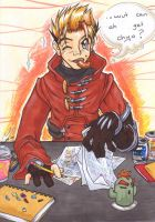 Trigun, Donuts, an' comishes by carnival