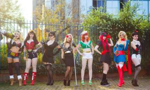 Bombshells by Lily-on-the-moon