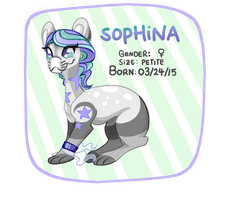 Meet Sophina (UPDATED) by xBeautifulDreamerx