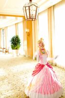 Peach - Welcome to MY castle. by elliria
