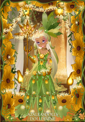 Pixie Scene Maker Queen Fairy by Taiya001