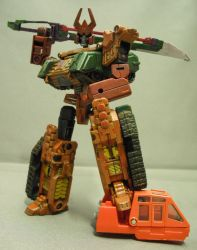 Classics Bludgeon 1 by Shinobitron