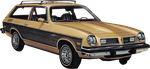 1976 Pontiac (stock) by linux-rules