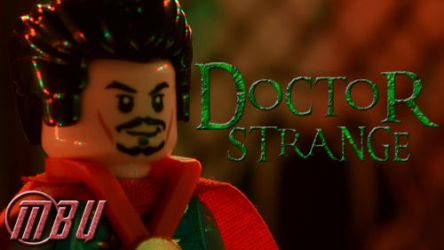 Doctor Strange: Path to Greatness [BRICKFILM] by JamPotStudios