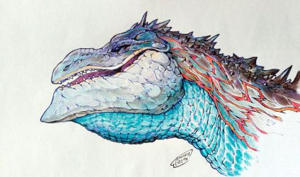 Big Jaw by Tomycase
