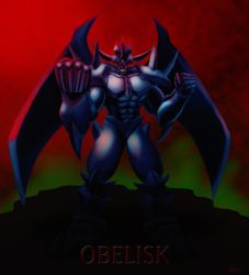 Obelisk the Tormentor by Kracov