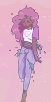 Pastel Gore by TeaNotAvailable