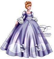 Court of Versailles - Cinderella by selinmarsou
