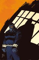 BETRAYAL --APES 3 Cover by DeclanShalvey