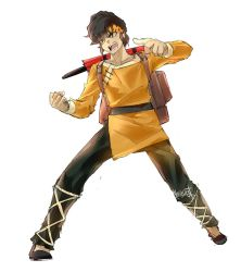 Breaking Point! - Ryoga by nivlacart