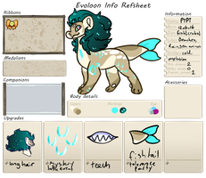 Pipi Evoloon Sheet by Imagentian-Queen