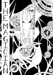 The magician by HuyetPhung