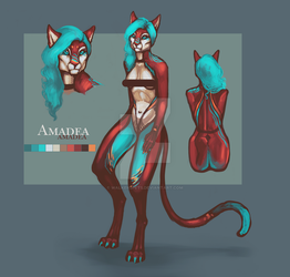 Amadea|closed by WalkersPets